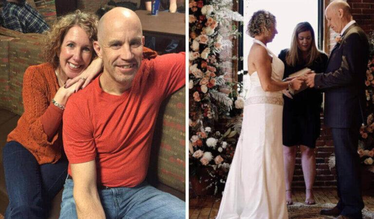 """Malato di Alzheimer dimentica di essere sposato. Chiede alla """"persona preferita"""" di essere sua moglie e lei accetta all'offerta"""