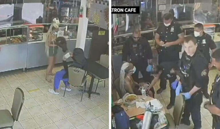 14enne partorisce e corre dentro al ristorante per abbandonare il neonato a uno sconosciuto