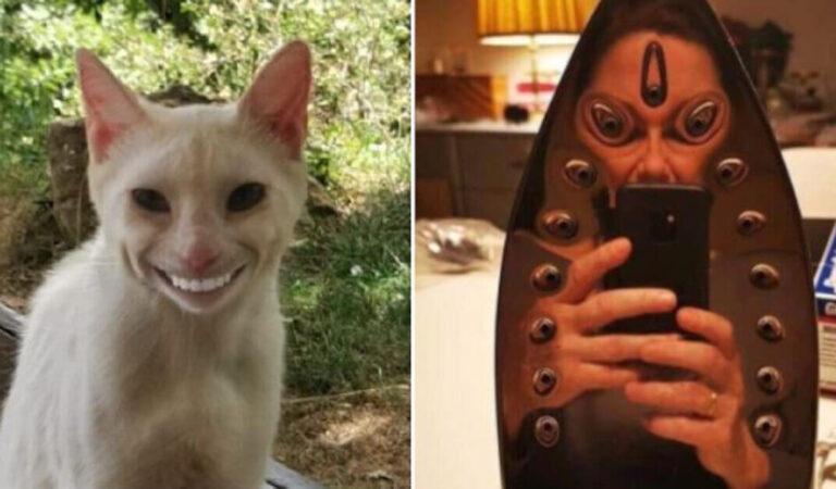 17 foto che si sono rivelate inquietanti. Secondo alcuni generano angoscia.