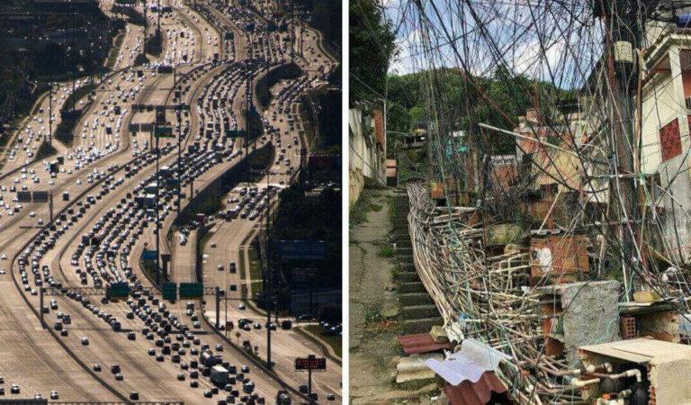 12 Foto di centri urbani dall'aspetto inquietante. Non sono sicuramente le mete più ambite dai turisti.