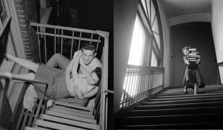 La genialità di Stanley Kubrick come fotografo: 24 foto degli anni '40 del noto regista.