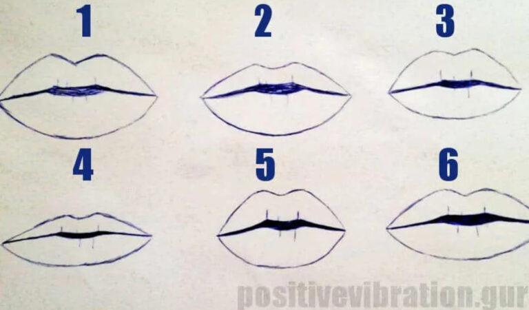 Test di personalità: Qual è la forma delle tue labbra? La risposta ti dirà alcuni aspetti nascosti di te
