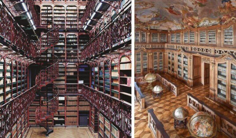 23 biblioteche dagli interni maestosi: sono gemme sulla mappa del mondo