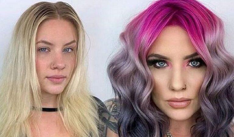 17 donne che hanno optato per un cambio di look con tinte eccentriche e non se ne sono pentite