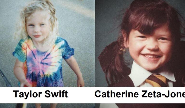 20 celebrità che hanno mostrato le loro foto d'infanzia: Che tenerezza!