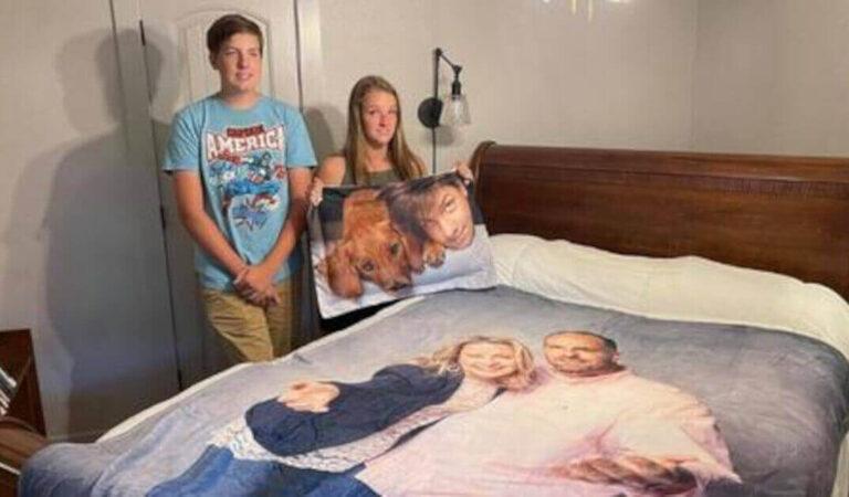 I genitori danno alla figlia un regalo esilarante per il dormitorio del college dove andrà