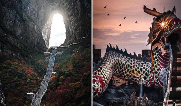 14 scatti quasi magici che catturano l'essenza dei paesi asiatici: l'opera di Ryosuke Kosuge