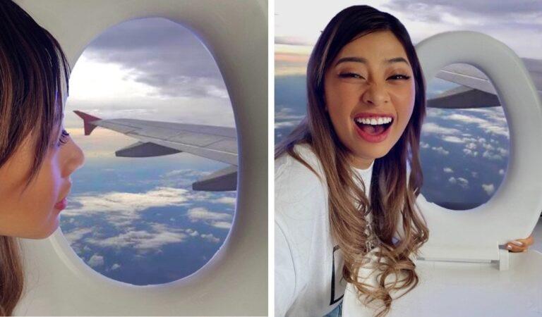 Instagram vs realtà: 15 foto di una modella thailandese che mostra i retroscena social