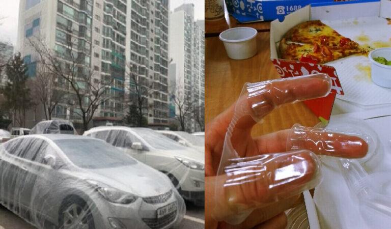 24 foto che mostrano che la Corea del Sud è un paese unico diverso da qualsiasi altro Paese