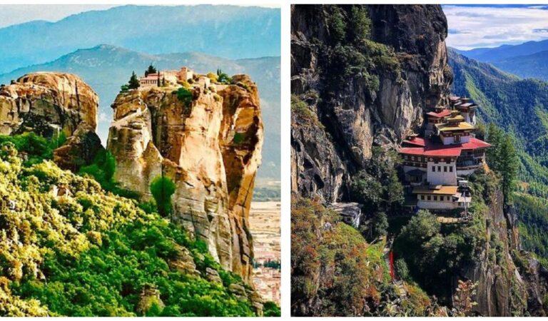 Luoghi mistici: i 10 monasteri più isolati e spettacolari del pianeta