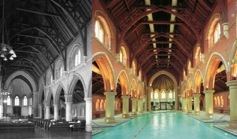 Riuso edizilio di edifici dismessi: 20 restauri che hanno trasformato completamente alcuni luoghi