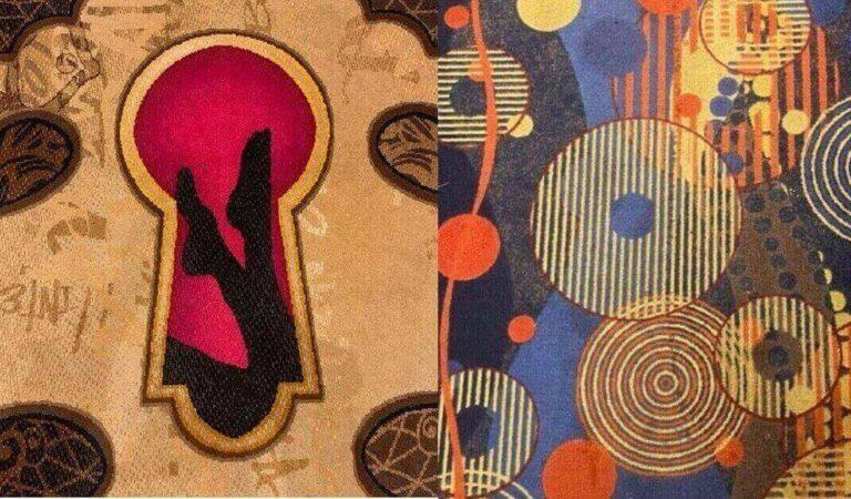 Viaggiatore dedica pagina Instagram ai tappeti degli Hotel: 13 foto