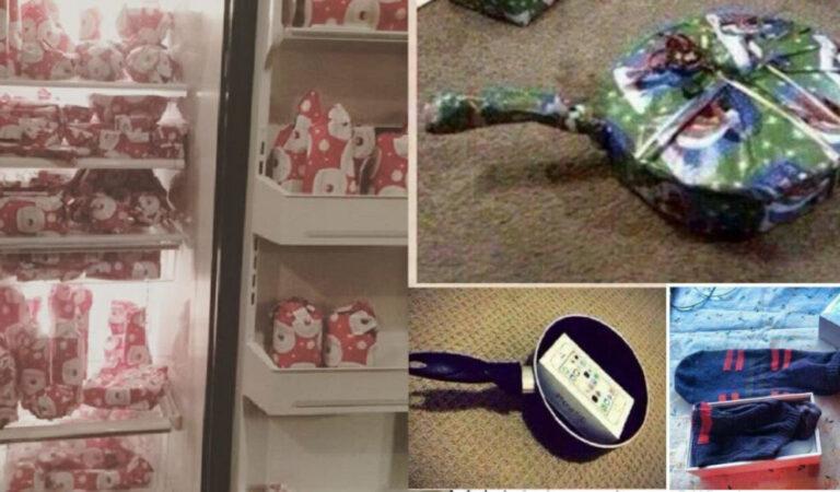 """18 esilaranti """"regali di Natale"""" che dimostrano che nessuno è al sicuro dai troll"""