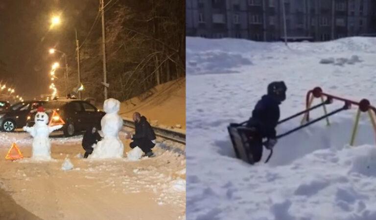"""""""Un giorno normale in Russia"""": 27 foto  che  mostrano che questo paese è tutto fuorché normale"""