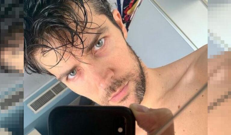 Roberto Bolle mostra il tatuaggio sui social e molti si sorprendono per questo nuovo look