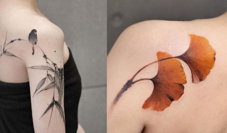 15 tatuaggi colorati ed eleganti che sembrano dipinti ad acquerello