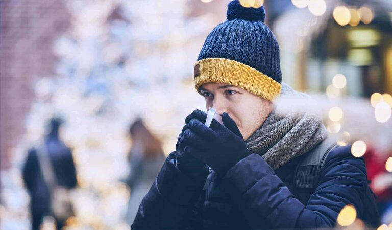 Gli uomini che temono di più il freddo, ecco i loro segni zodiacali